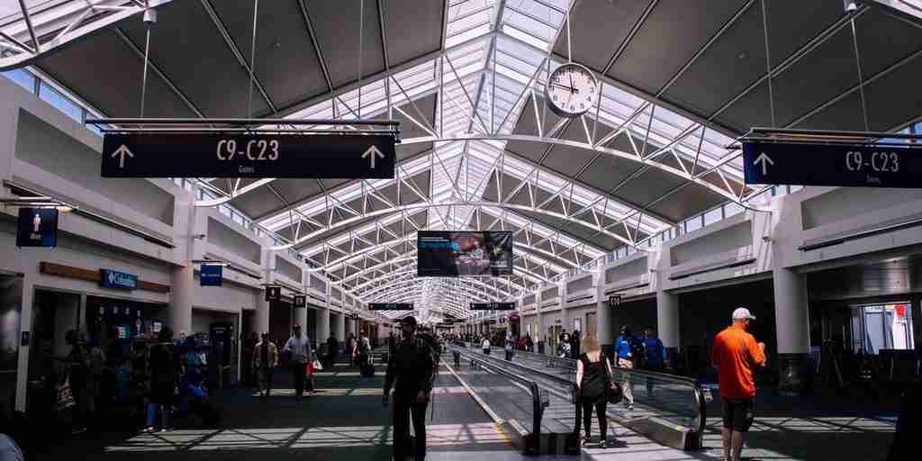 Le Wi-Fi peut détecter les objets suspects dans les aéroports