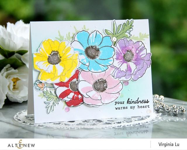 Altenew-BAF- Anemone Coronaria-Virginia#1