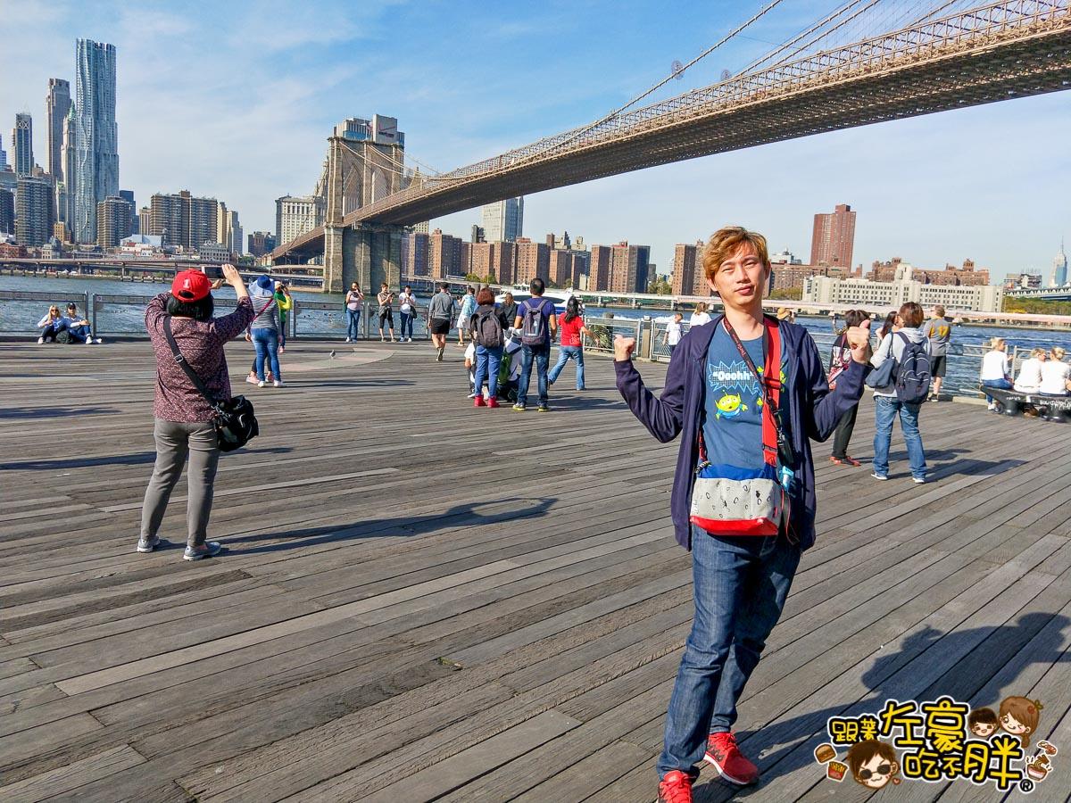 美國紐約-布魯克林大橋-15