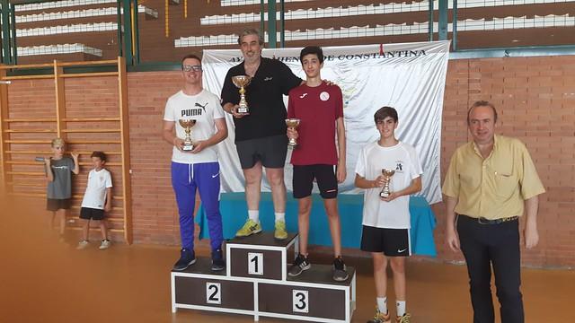 Torneo Tenis de Mesa Constantina Agosto 2018