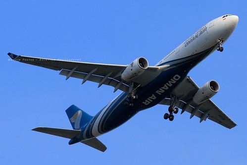 A4O-DE // Oman Air // A330-343