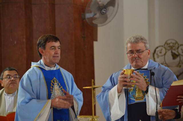 25 años de sacerdocio de los pbros. Bossio y Casale