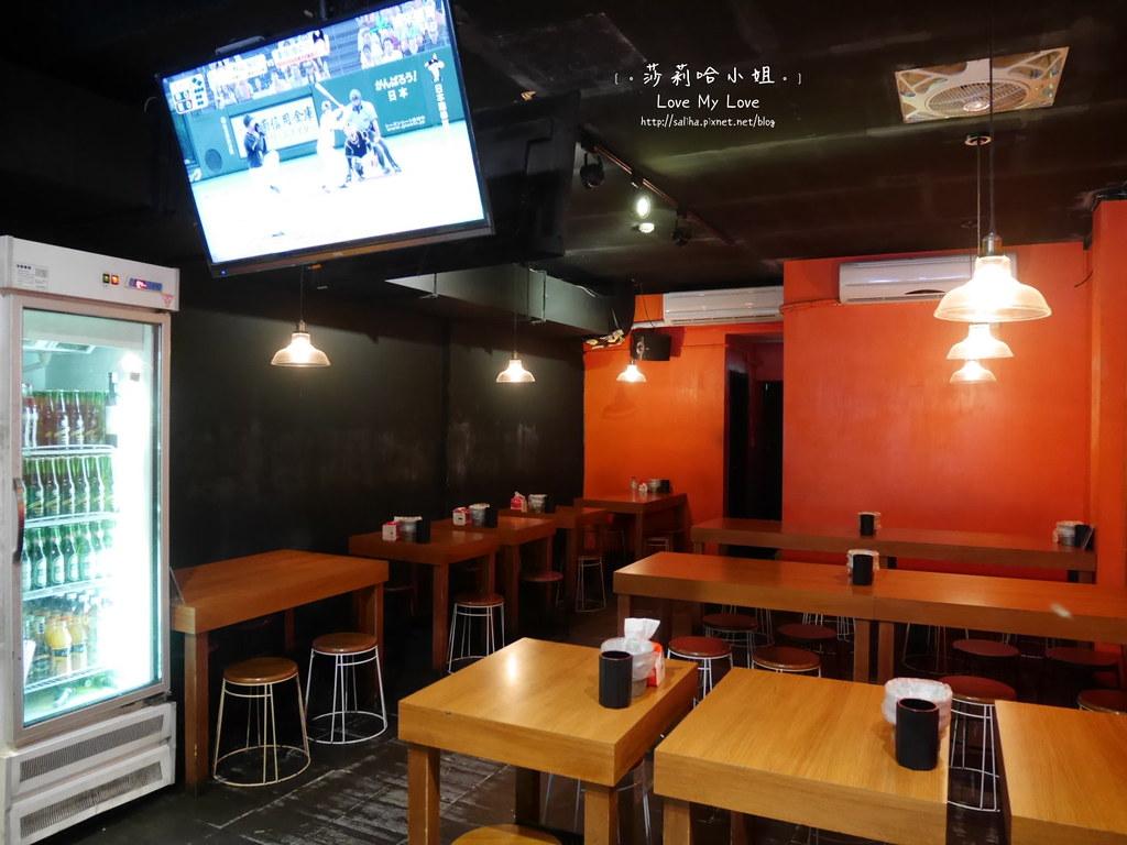台北中山區平價餐廳居酒屋推薦柒串燒屋 (1)