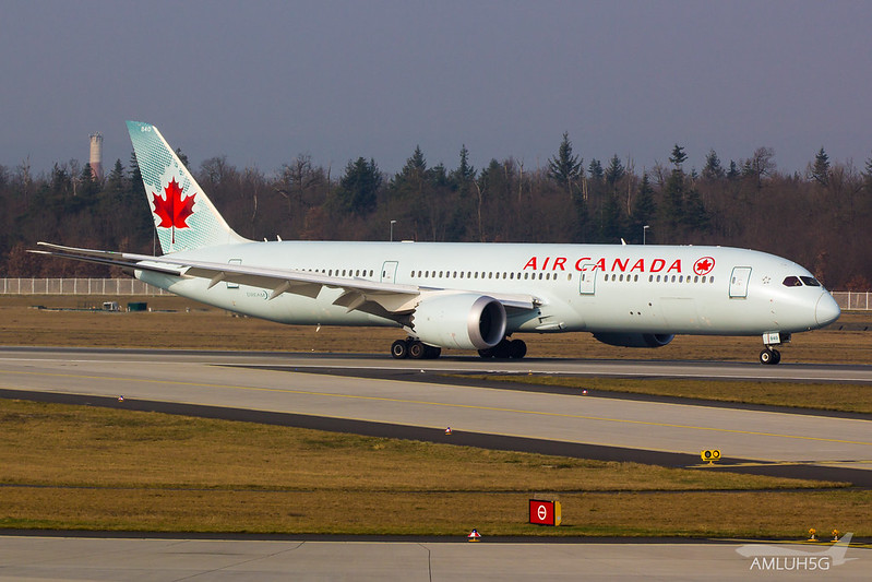 Air Canada - B789 - C-FGFZ (2)