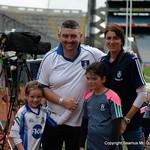 Monaghan Fans at Croke Park All Ireland Semi Finals 2018