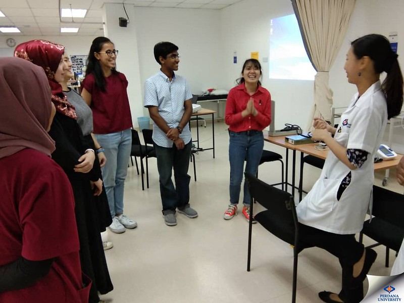 The First Medical Bootcamp at Perdana University A Rousing Success