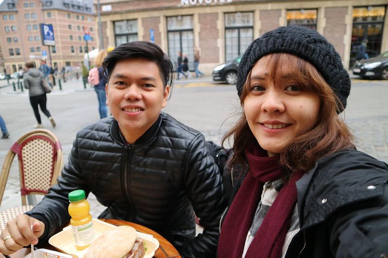Belgian Fritn Toast