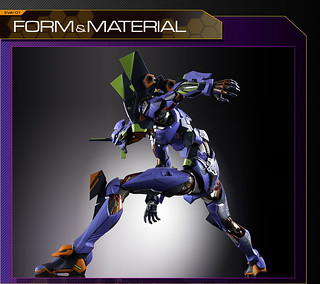 Metal Build Evangelion Unit 01
