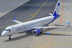 Belavia Embraer ERJ-190-200LR EW-513PO FRA 08-06-18