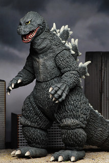 NECA Godzilla (King Kong vs. Godzilla 1962 Movie) 6 Inches Action Figure