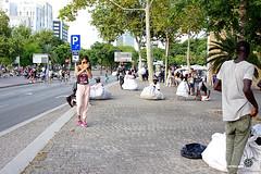 2018_08_12-Despliege policial en la Barceloneta en contra de la venta ambulante-Manuel Roldán-02