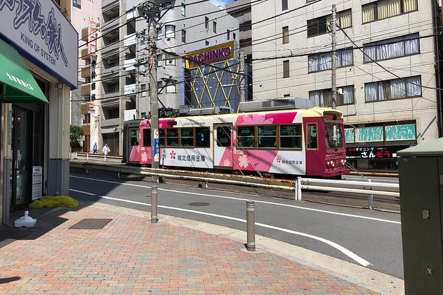 東京一人旅(4)〜都電・迎賓館・そしてその後