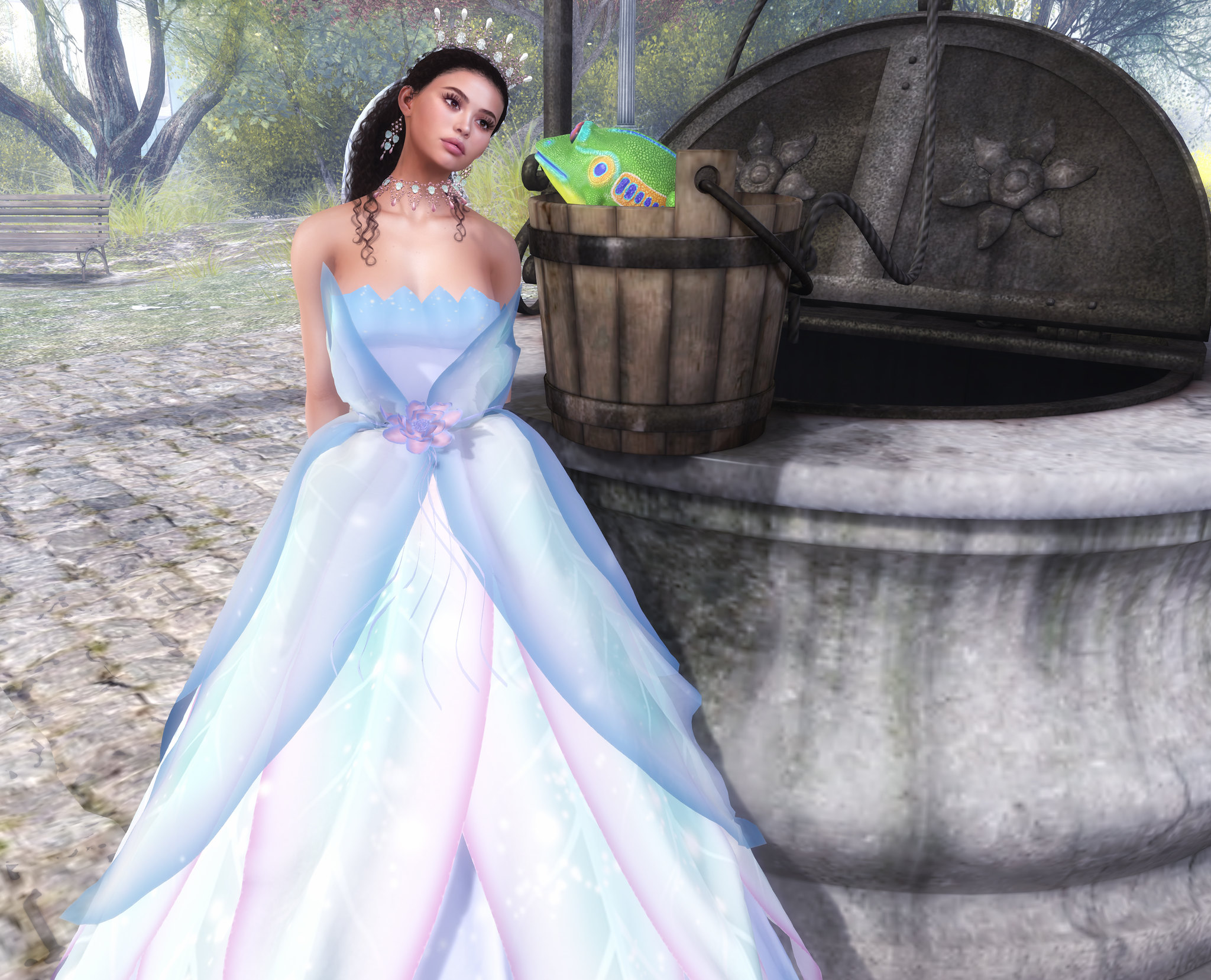 SMD Tiana gown @ Enchantment