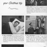 Fri, 1950-12-01 00:00 - This Pullman Company advertisement appeared in the December 1950 edition of The National Geographic Magazine.