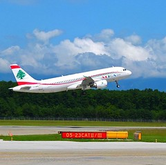 Off she goes.?? ——————————————?? ?? Airbus A320?? ?? MEA ? ?? Geneva ?