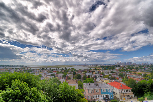 brooksbos boston brooks city geotagged hdr landscape light massachusetts newengland sky skyline summer water storm clouds nikon d5600 harbor bay