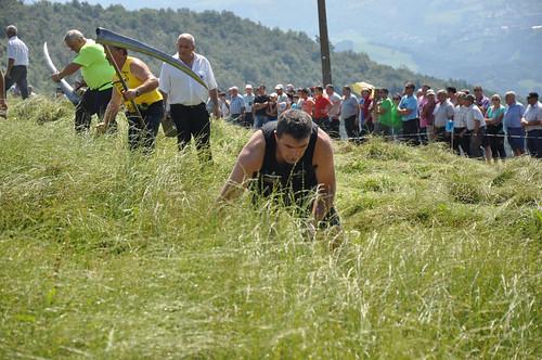 Julen Gabirondo, Euskal Herriko sega txapeldun, 2018