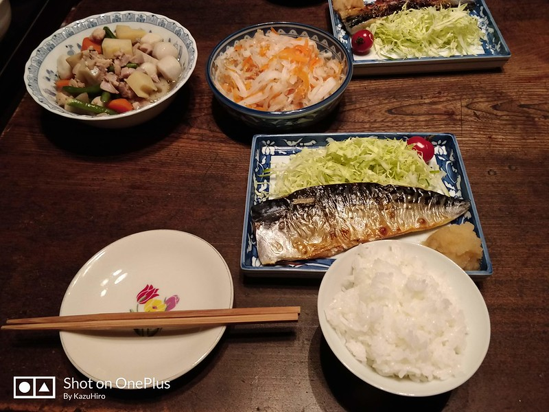 ご飯 OnePlus 5T