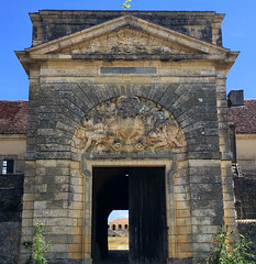 Médoc : Fort Médoc - Photo of Listrac-Médoc