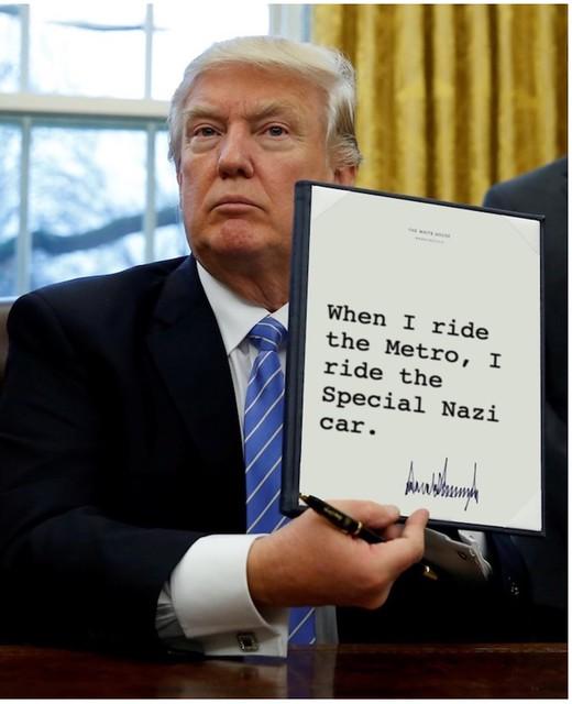 Trump_Nazicar