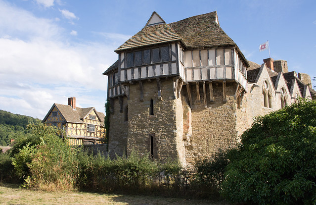 Stokesay castle 01 aug 18, Canon EOS 750D, Canon EF-S 18-55mm f/3.5-5.6 IS STM