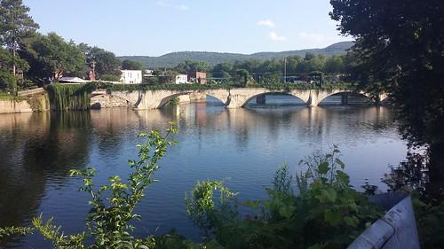 massachusetts franklincounty bridgeofflowers shelburnefalls