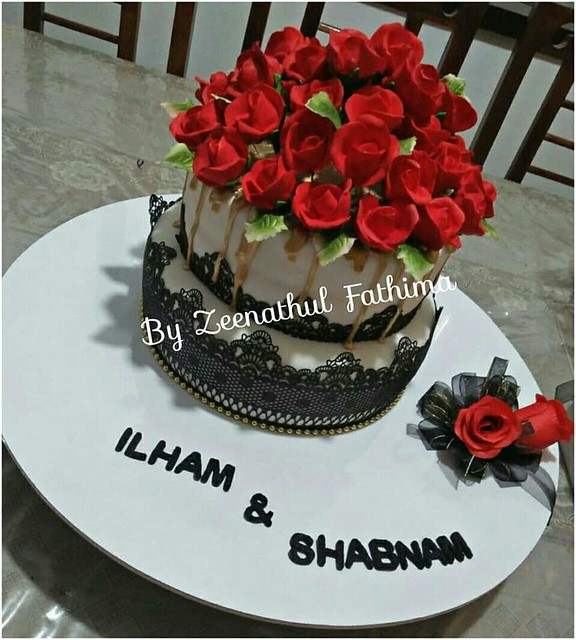Cake by NF Wonder Sweets