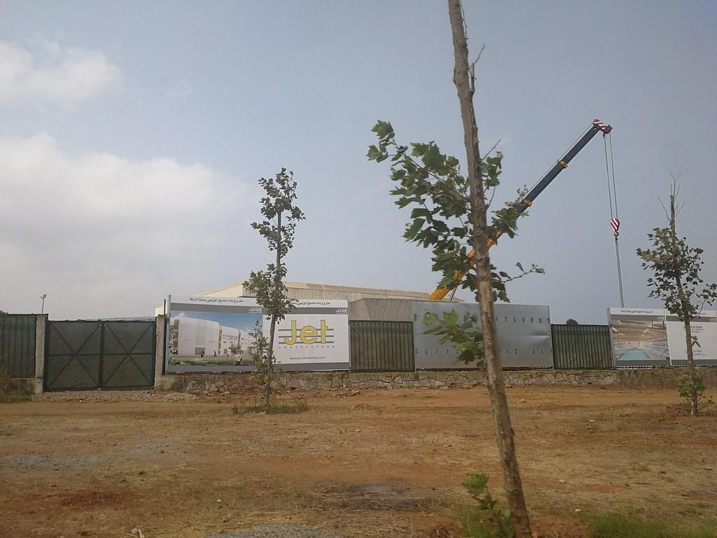 Rabat piscine olympique complexe sportif moulay for Construction piscine rabat