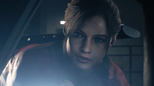 Resident Evil 2 - Claire Redfield