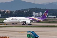 THAI A350-900XWB HS-THN 002