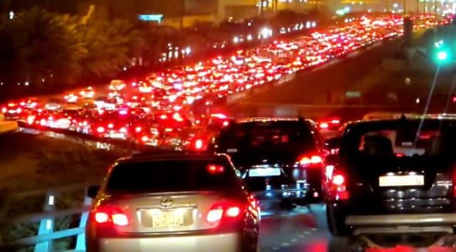 1566 4 Ways to Survive Cruel Traffic of Riyadh & Jeddah 03