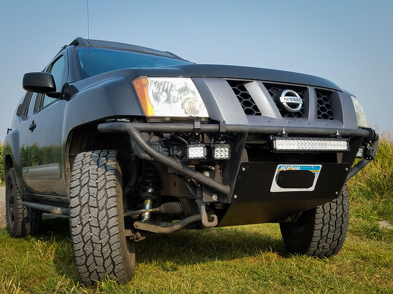 DIY: Front Tube Bumper Build | Second Generation Nissan