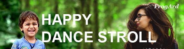 Banner Happa Dance Stroll