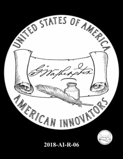 American Innovation $1 Coin design 2018-AI-R-06
