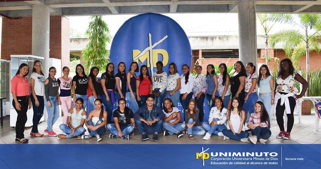 Inducción Estudiantes Buga 2018-2