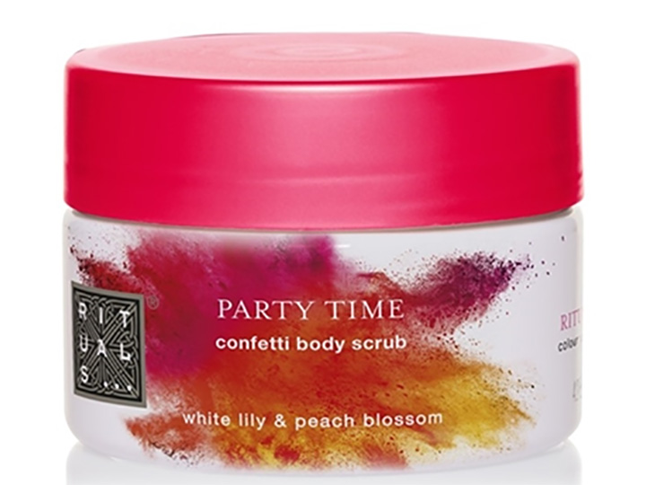 Party Time Confetti Body Scrub