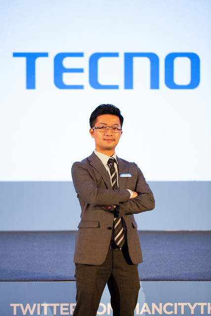 David Chan_Country Manager of TECNO Thailand (2)