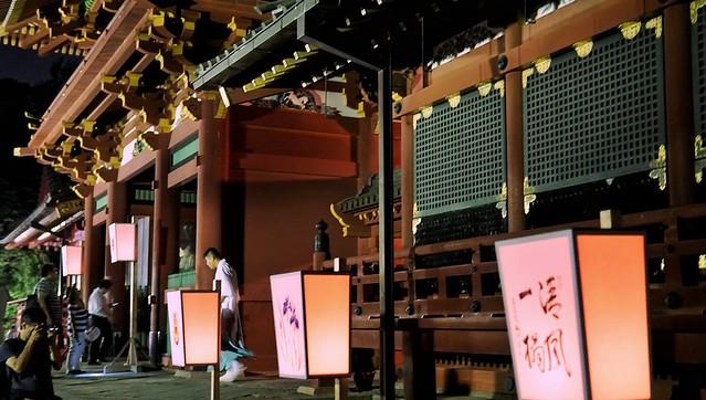 鎌倉ぼんぼり祭り'18-9