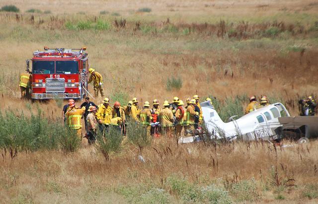 Sylmar Plane Crash Proves, Nikon D80, Tamron AF 18-270mm f/3.5-6.3 Di II VC PZD (B008)