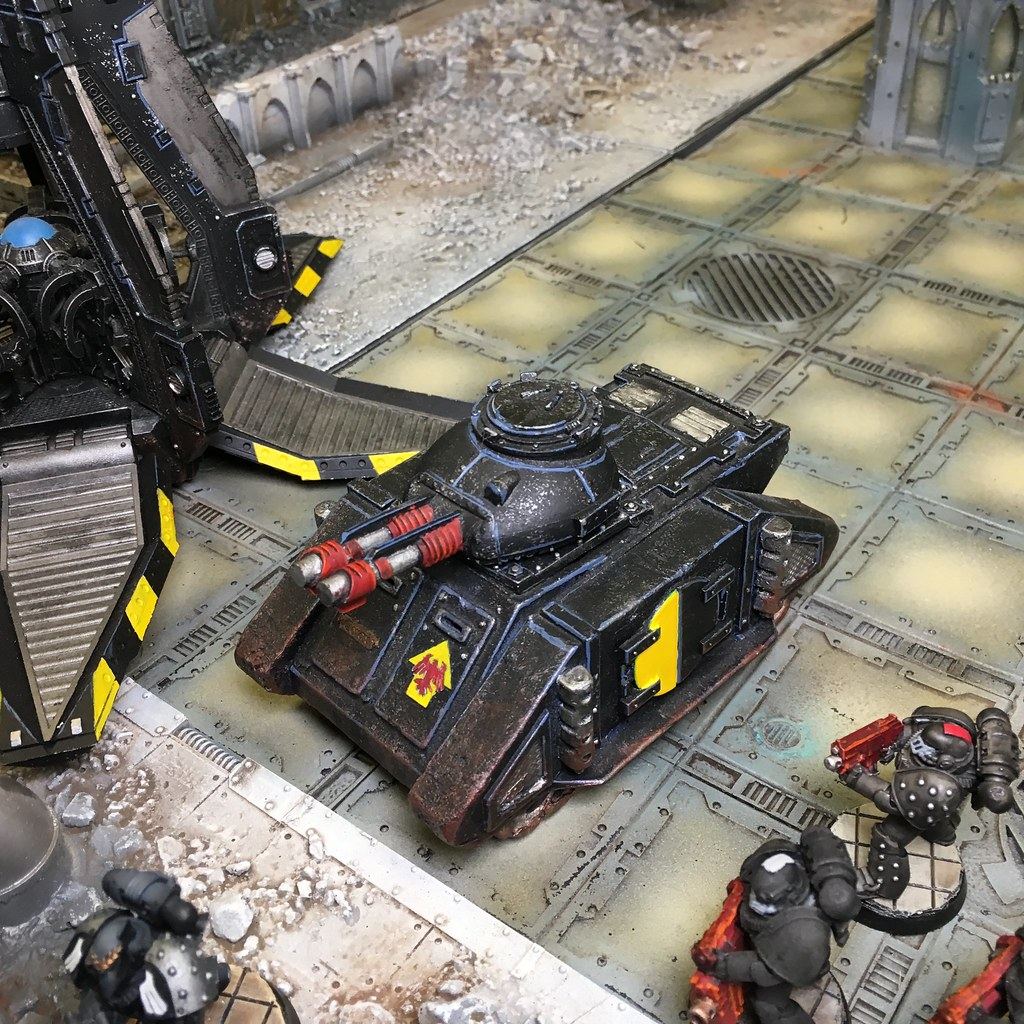Medal of Colors Assault on Molech Armies-62