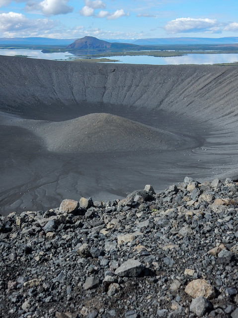 Hverfjall--Iceland, Nikon COOLPIX S9700