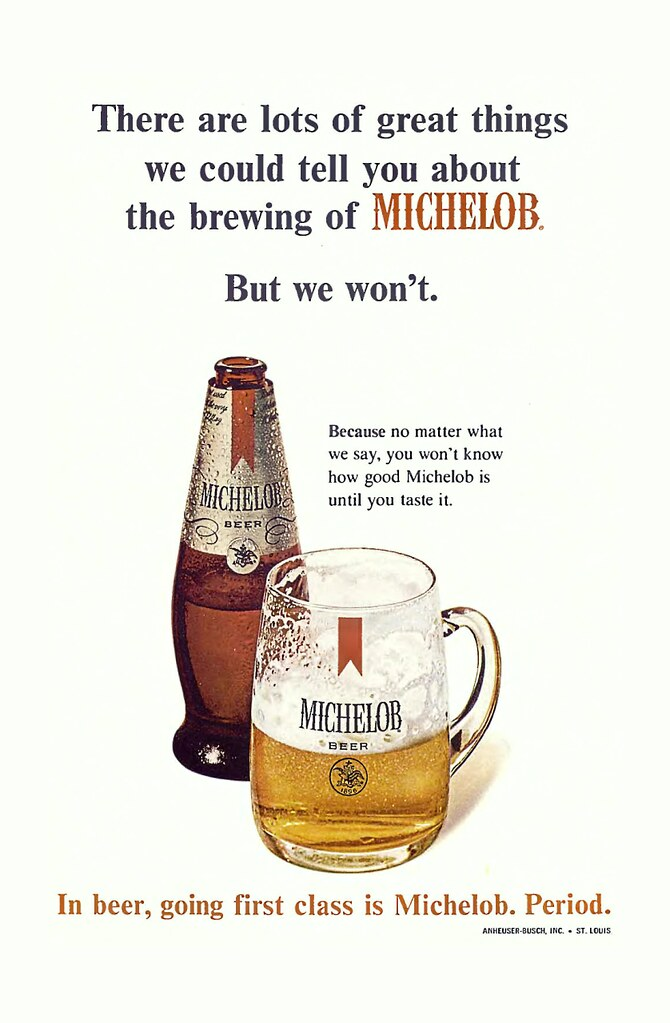 Michelob-1968-we-wont