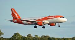 Eazyjet G-EZRR - Airbus A320