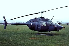 136225 Bell CH-136 Kiowa [44025] (Royal Canadian Air Force) (AAC Middl