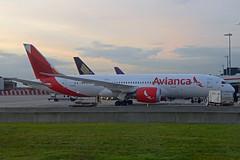 Avianca Boeing 787-8 Dreamliner N792AV