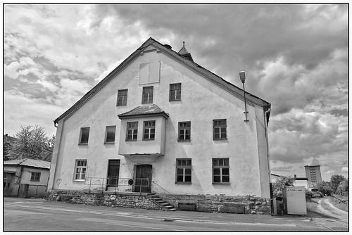 Ochsenfurt, gewerblicher Altbau