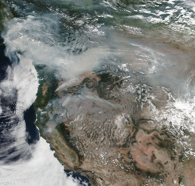 Nearly 2 Million Acres on Fire in United States