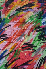 Graffiti colour