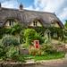Cottages in Reybridge, Wiltshire
