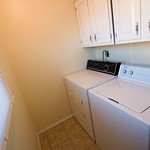Washer/Dryer included in unit